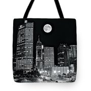 Big Moon Indianapolis 2019 Tote Bag