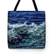 Big Surf Pano Tote Bag