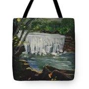 Big Waterfall Tote Bag