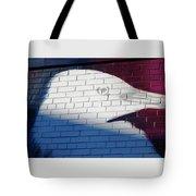 Bird Silhouette Design Tote Bag