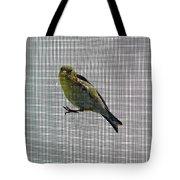Bird Watching Reversed Tote Bag