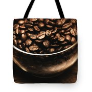 Black Coffee, No Sugar Tote Bag