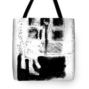 Black Ivory Actual 1b58z Tote Bag
