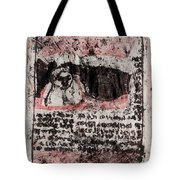 Black Ivory Issue 1b66 Tote Bag