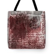 Black Ivory Issue 1b69 Tote Bag
