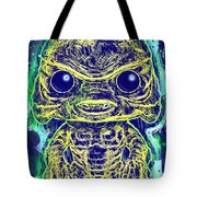 Creature From The Black Lagoon Pop Tote Bag