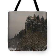 Bled Castle Tote Bag