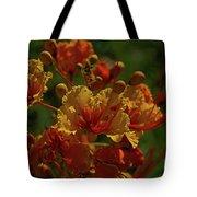 Blooming Away Tote Bag