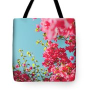 Blooming Beauty I Tote Bag by Anne Leven