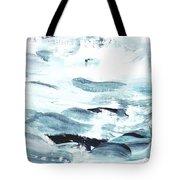 Blue #11 Tote Bag