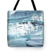 Blue #12 Tote Bag