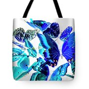 Blue Buggery  Tote Bag