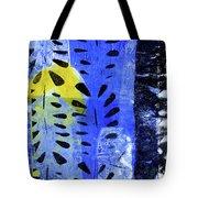 Blue Garden 1 Tote Bag