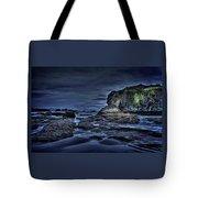Blue Hour At Bandon Beach Tote Bag