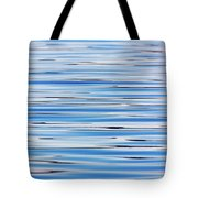 Blue Water Abstract 8621 Tote Bag