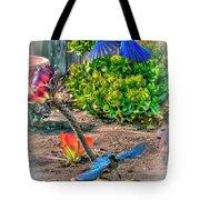 Bluejays Landing San Pedro Tote Bag