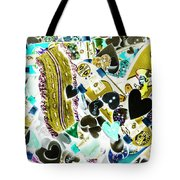Boarding Background Tote Bag