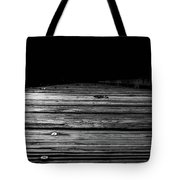 Boardwalk To The Unknown Tote Bag by Doug Camara