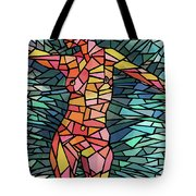 Body Of Thought #1 Tote Bag