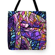 Body Of Thought #3 Tote Bag