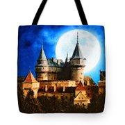 Bojnice Castle Tote Bag
