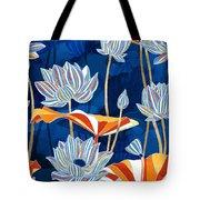 Bold Botanical Tote Bag
