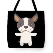 Boston Terrier Gift Idea Tote Bag