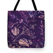 Botanical Branching Tote Bag