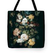 Bouquet Of Flowers  The So Called Liechtenstein Bouquet        Tote Bag