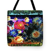 Bouquet Of Gratitude And Forgiveness Tote Bag