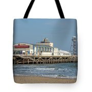Bournemouth Pier 3 Tote Bag
