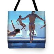 Boys Of Summer Pool Tote Bag