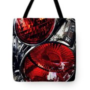 Brake Light 13 Tote Bag