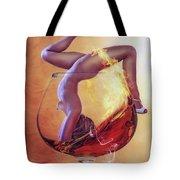 Brandy Girl Tote Bag