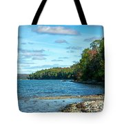 Bras D'or Lake, Cape Breton Nova Scotia, Canada Tote Bag
