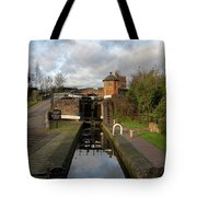 Bratch Locks Landscape Tote Bag