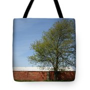 Brickline Farm Tote Bag