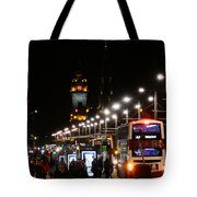 Bright Lights Nobody Wanted Tote Bag