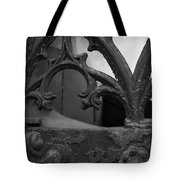 Broken Window Tote Bag by Edward Lee