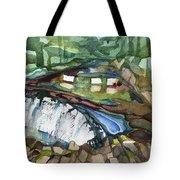 Bronx River Falls Tote Bag
