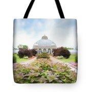Buffalo Botanic Gardens Conservatory Tote Bag