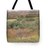 Buffaloberry September Reverie Tote Bag