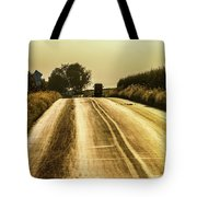 Buggy At Golden Hour Tote Bag