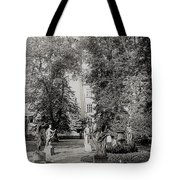 Building And Nature Tote Bag