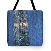 Building Reflections # 3 Tote Bag