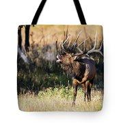 Bull Elk 3068 Tote Bag