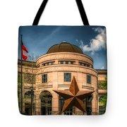 Bullock Texas State History Museum Tote Bag