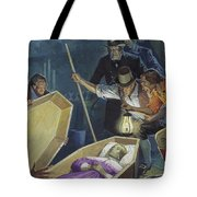 Burke And Hare Tote Bag