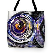 Business Casual Fish Tote Bag