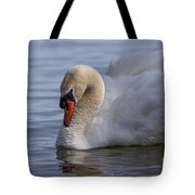 Busking Around Tote Bag